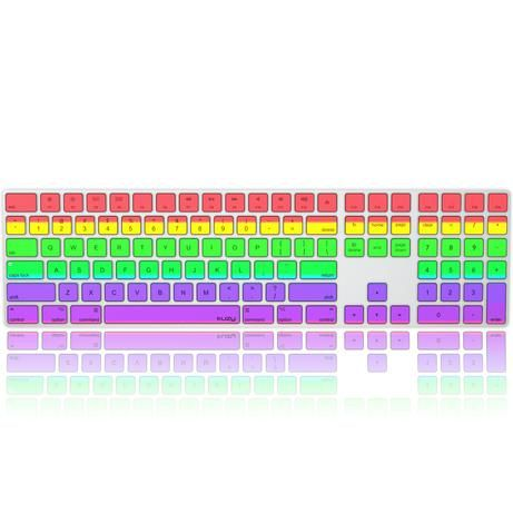 Apple A1843 Magic Keyboard Cover with Numeric Keypad