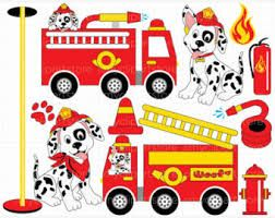 Image Result For Free Fire Truck Clip Art Fire Trucks