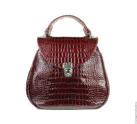 ae4980e7097a Женские сумки ручной работы. Ярмарка Мастеров - ручная работа. Купить Сумка  кожаная