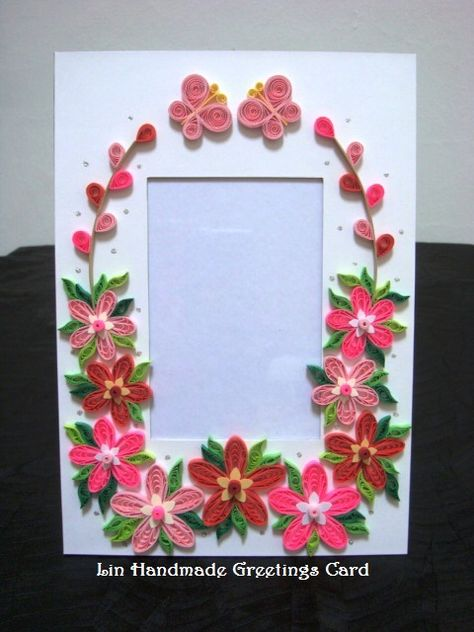 Quilled flower patterns google search also porta retratos pinterest rh