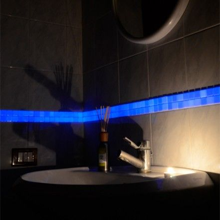 Greek Mosaic Photo Luminescent