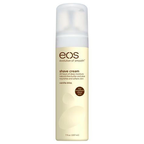 eos Shea Better Shave Cream - Vanilla Bliss   7 oz