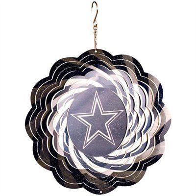 FanaticsSummerWishList Dallas Cowboys 10   Geo Wind Spinner  86d6300e0