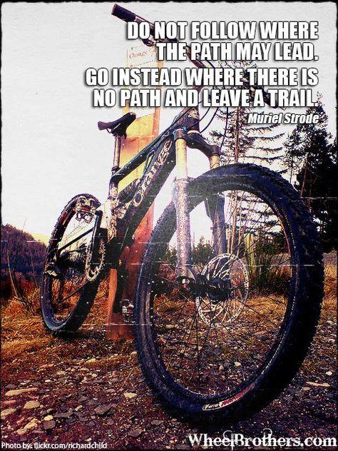 61 Best Mountain Bike Sayings Images Bike Cycling Quotes Bike
