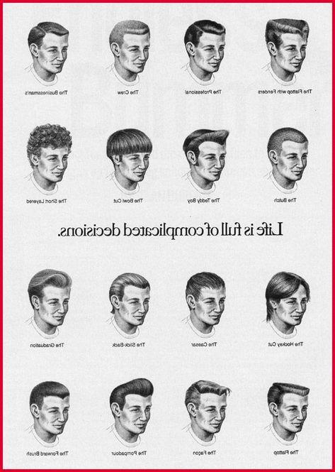 Weibliche Frisur Namen Liste | Coole männer frisuren