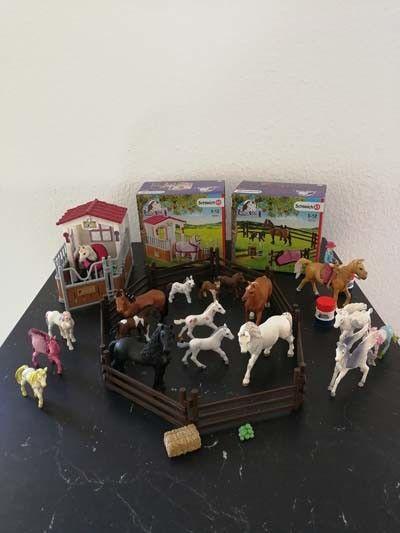 Schleich Pferde Figuren Schleich Figuren Schleich Pferde Pferdefarmen