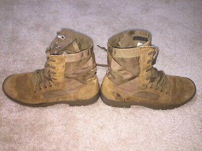 Advertisement Ebay Garmont T8 Bifida Tactical Boots Mens Size 10 Coyote Brown Vibram Sole Military Combat Boots Men Tactical Boots Military Combat Boots