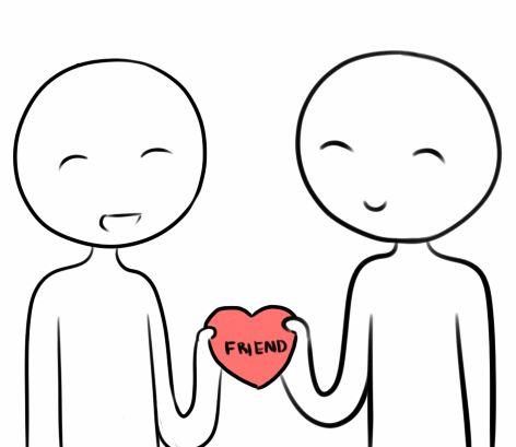 Friendship falling apart #friendship