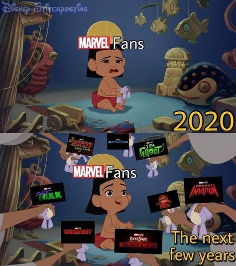 The Best WandaVision Memes