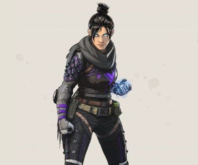 Dress Like Wraith From Apex Legends Pc Games Wallpapers Character Wallpaper Apex Apex legends wraith wallpaper hd