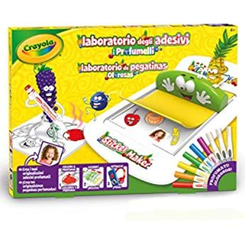 Crayola laboratorio pennarelli profumelli