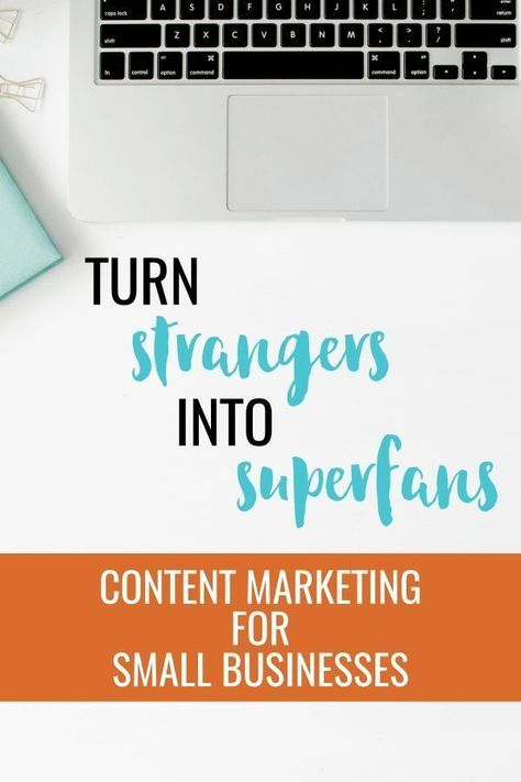 Turn strangers into superfans using your online content