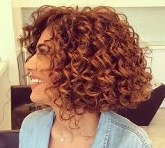 Image Result For Stacked Spiral Perm On Short Hair Curly