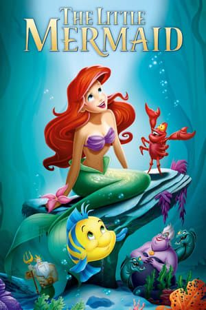 Dyk Ned I Havet Med Den Lille Havfrue Og Oplev Disneys Fantastiske Undervandseventyr Baseret Pa H The Little Mermaid Good Movies To Watch Walt Disney Pictures
