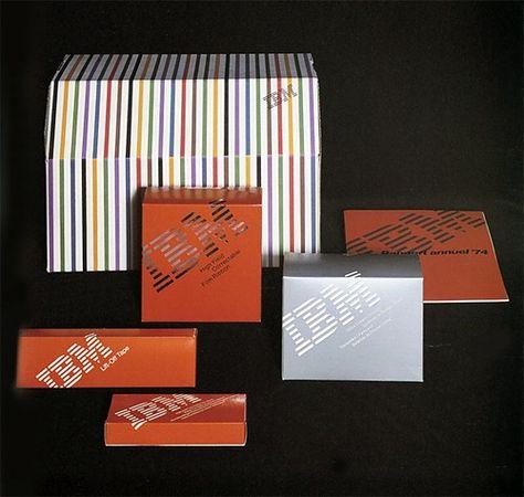 paul rand ibm packaging - Google Search Packaging Pinterest Ibm - küchen aus polen