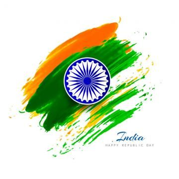 Abstract Background Card Flag Indian Festival Flag Of India Holiday Indian Peace Country Freedom Sty Indian Flag Theme Background Indian Flag Colors