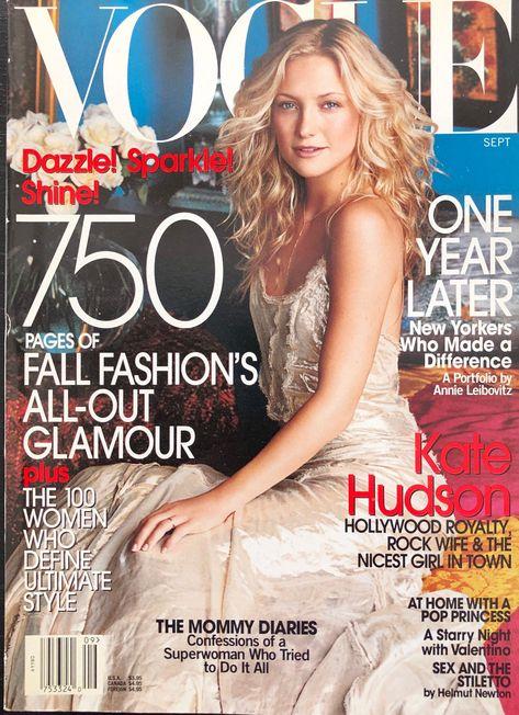 Vogue USA 2002