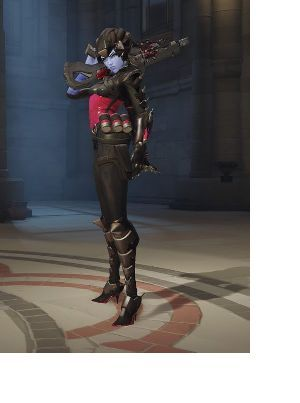 Halloween Skin Widowmaker 2020 10% OFF] Overwatch   Widowmaker Noire Skin DLC PC Deal on