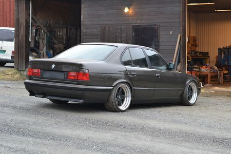 Couple Of New Pics E34 2jz Gte Stanceworks With Images Bmw