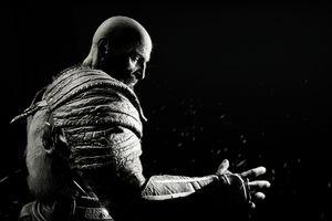 Kratos In God Of War 4k Wallpaper God Of War Kratos God Of War Overwatch Wallpapers