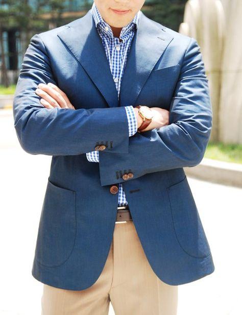 Coat dark pant blue What to