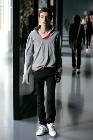 Dior Homme Spring 2005 Menswear Collection - Vogue