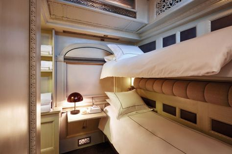 Step onto this Belmond train and into a world of indulgence. Cabins offer a personal retreat aboard Belmond Andean Explorer, Peru's first luxury sleeper train. Vacation Trips, Dream Vacations, Vacation Deals, Travel Deals, Vacation Spots, Places To Travel, Places To Go, Travel Things, Train Rides