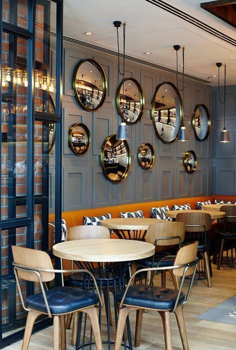 Exquisite Dining Room Ideas For Small Spaces Because Who Said That Small Cannot Be Creative And Restaurant Interior Restaurant Interior Design Cafe Interior
