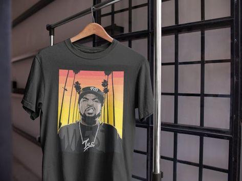 Ice Cube Unisex Tee Los Angeles