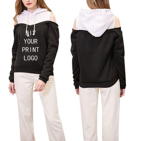 12.89US $ 30% OFF Customized Women's Hoodie Korean Style Casual Long Sleeve Hoodies Jacket Clothes Pullover DIY Logo Sweatshirt Oversized XXL Hoodies & Sweatshirts    - AliExpress