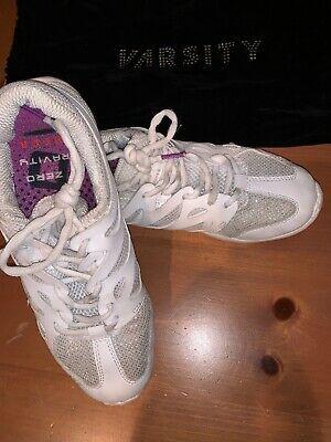 Varsity Zero Gravity Cheer Shoes Size 8