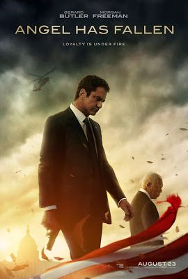 Heroes De Accion Angel Has Fallen Trailer 2019 Trailer Poster Filmes Full Movies Online Free Free Movies Online Movies 2019