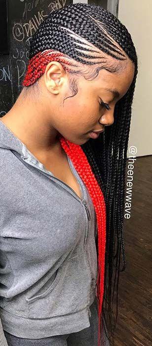 46+ Cute small lemonade braids trends