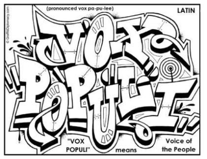 Multicultural Graffiti Art Free Printable Coloring Pages Free