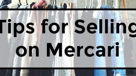 How To Sell On Mercari Tips For Making Sales In 2020 Things To Sell Mercari Tips