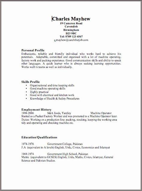 Curriculum Vitae Template Word Luxury Curriculum Vitae Template Word Free Resume Template Examples Downloadable Resume Template Basic Resume