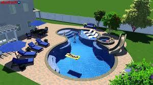 Image Result For 3d Swimming Pool Resort Master Plan Swimming
