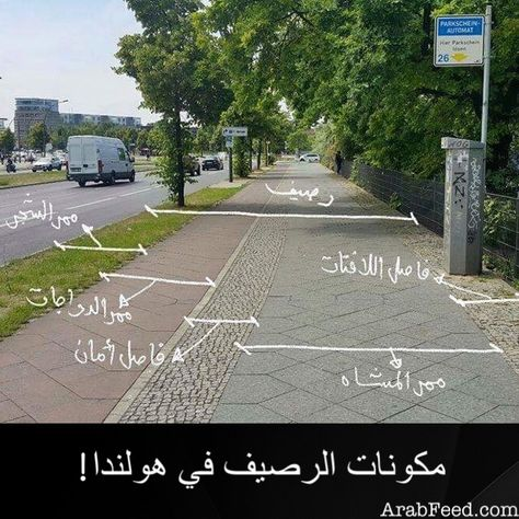 مكونات الرصيف في هولندا Country Roads Field Places