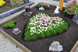 Ahnliches Foto Bepflanzung Grabbepflanzung Grabgestaltung