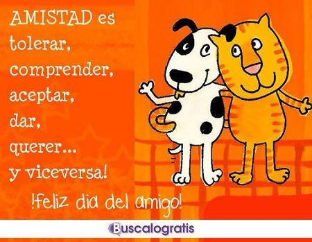 Frases Para El Día Del Amigo Feliz Día De La Amistad Imagenes De Amistad Graciosas Dia De Amistad