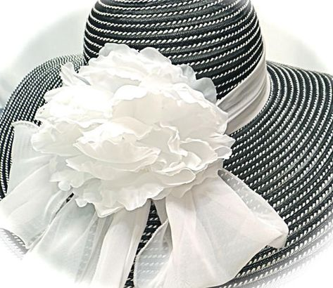 1d3d7957c36 List of Pinterest derby outfits for women hats black white pictures ...
