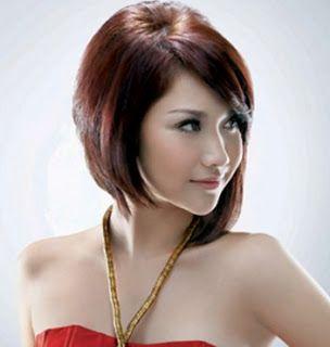 Trend Gaya Rambut Pendek Wanita Tahun 2016 Banyak Melirik Dari Potongan Rambut Potongan Rambut Bob Pendek Rambut Pendek Rambut Baru