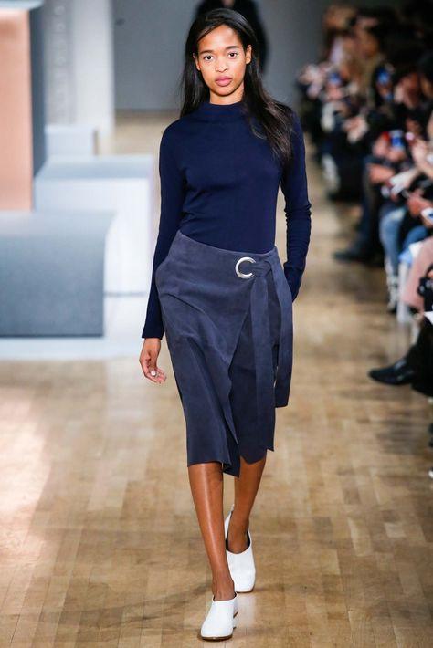 Tibi Fall 2015 Ready-to-Wear Fashion Show - Marihenny Rivera Pasible