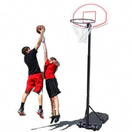 55 Clearance Walmart Com Free Shipping Buy Ktaxon Portable Height Adjustable Basketball H Adjustable Basketball Hoop Basketball Hoop Portable Basketball Hoop