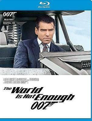 Don T Miss This The World Is Not Enough Blu Ray Disc 2015 007