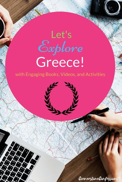 Let's Explore Greece!