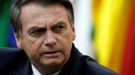 A facada não me elegeu eu já estava eleito diz Bolsonaro