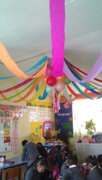Decoración Para El Día Del Niño Imagenes De Decoracion Para