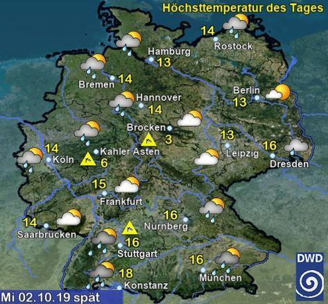 Wetter Dortmund Morgen