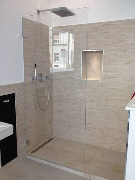Badezimmer Ideen Design Und Bilder Rustikale Badezimmer Dusche